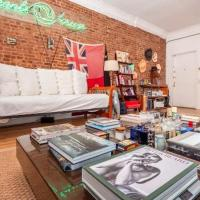 Spacious and Open-plan Apartment in the heart of downtown NY apts