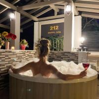 Hotel 212 Olympos, отель в Олимпосе
