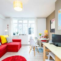 SUNNY Budget 2Bed Home in TRENDY Shoreditch