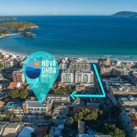 Nova Onda Hotel, hotel in Cabo Frio