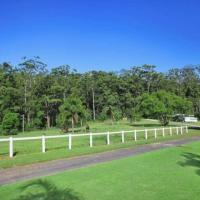 Cabin Country Retreat Paskins Farm, hotel em Palmwoods