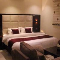 منازل النجمة للوحدات السكنية المفروشة, hotel em Az Zahrā'