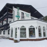 HOTEL WALDHORN, hotel in Jungholz