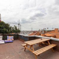 Renovated apartment at the heart of Istanbul with huge terrace