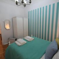 Classy and cozy Double room in Marques de Pombal Room 2