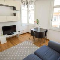 Apartment with 3 bedrooms in A Coruna with WiFi 1 km from the beach