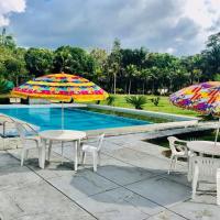 Jungle Spa e Hotel, hotel in Rio Preto Da Eva