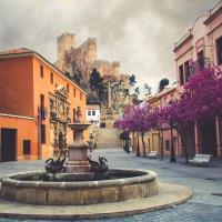 AIRAM Home, hotel in Almansa