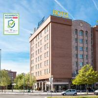 Hotel Albret, hotel en Pamplona