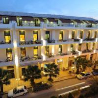 Kentrikon Hotel & Spa, отель в Лутра-Эдипсу