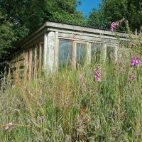 FoxesDen, Unique Eco Cabin, Dartmoor views