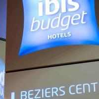 ibis budget Béziers Centre Palais Congres, hôtel à Béziers