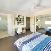 Lillypilly Resort Apartments, hotel em Gracemere