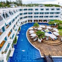 Andaman Seaview Hotel - Karon Beach, отель в городе Карон-Бич