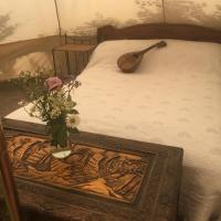 Stunning 6m Bell Tent self contained sleep 5 rural