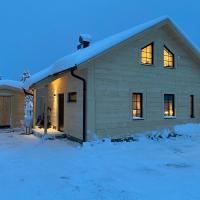 Nybyggd stuga i Lindvallen!
