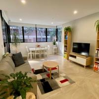 Luxury Apartment near Sydney Olympic Park with Home Feelings, Pool, Spa, Sauna and Gym