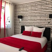 Hôtel Concorde, hôtel à Mâcon