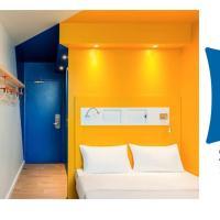 ibis budget Amiens Centre Gare, hotel en Amiens