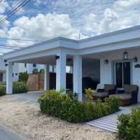 Casa moderna y céntrica a 15 minutos de la playa.