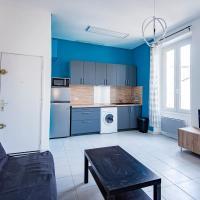 Modern flat near Parc du 26ème Centenaire, hotel in Baille-La Timone, Marseille
