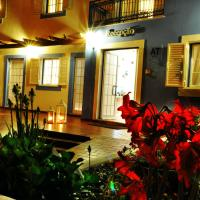 Patios Da Vila Boutique Apartments by AC Hospitality Management โรงแรมในวิลานอวา ดิ มิลฟงติส