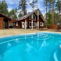 Идеальное место в Карелии для отдыха с детьми, отель в Эссойле