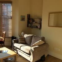 One bedroom flat on a quiet road