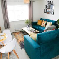 Woodland View, Swadlincote - Stylish, Eco serviced apartment!