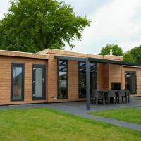 6 6 persoons Veluwe Villa met sauna en grillhuis