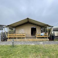 Safaritent IJmuiden aan Zee