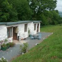 Stables, 1 bed Eco earth house, edge of Dartmoor