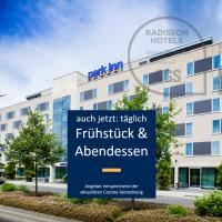 Park Inn by Radisson Frankfurt Airport, hotelli Frankfurt am Mainissa