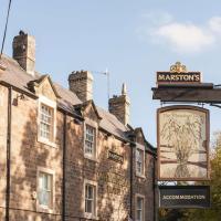 Wheatsheaf, Baslow by Marston's Inns, hotel in Baslow