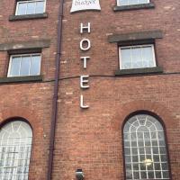 ibis budget Burton Upon Trent Central, hotel in Burton upon Trent