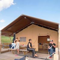 Aqua Glamping Lodge 6p