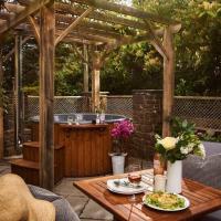 Swifts Return - Apartment with hot tub, sauna and indoor pool (Dartmoor)