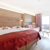 Hotel Alpina, Hotel in Pettneu am Arlberg