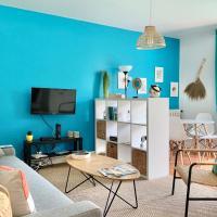 Nice renovated flat in Echirolles #AL, отель в Эшироле