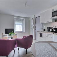 Appartement 2 pièces pleins de charmes (Géorgie), hôtel à Audincourt