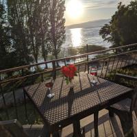 Ajkoski Apartments Pestani, hotel em Ohrid