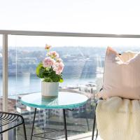 A Spacious 2BR Apt with an Amazing View Over Darling Harbour