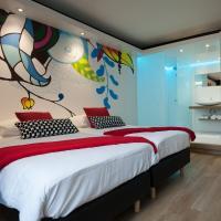 Appart'hotel Urban Lodge, отель в городе Шофонтен
