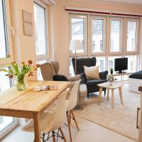 FULL HOUSE Studios - CityView Apartment - NETFLIX + WiFi inkl.