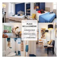 PLACE DE LA COMEDIE 2CHB 60m2 - La Conciergerie Martinkey's
