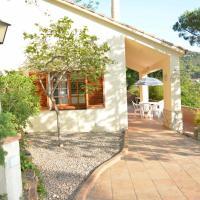 Villa Els Vents para 6 personas en playa privada de Tossa de Mar