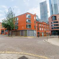 Manchester City Centre Apartment 1 Bed Sofa Bed