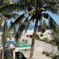 El Paraíso de Capitán Fernando Condominio 3, hotel en Chelem