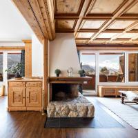 Spacious Apartment with fantastic Alpine Panorama