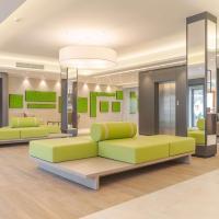 Hotel Horizon Wellness & Spa Resort; Best Western Signature Collection, hotel in Varese